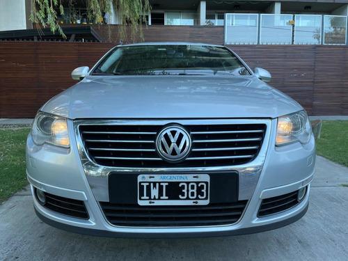 Volkswagen Passat 2.0 I Luxury 2010 Blindado Rb3 Tomas Bord