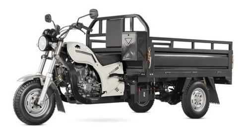 Motocarro Ceronte Tricargo 200 - Blanco 2021