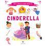Livro Meus Contos De Fadas Favoritos Cinderella