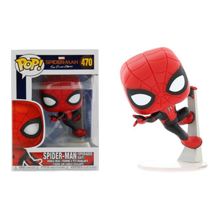 Funko Pop Spiderman Hombre Araña Lejos De Casa Far From Home