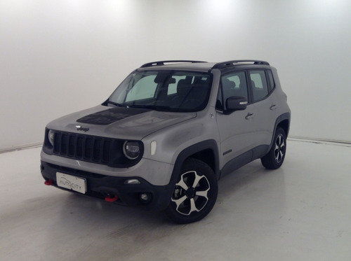 Jeep Renegade Trailhawk At 2019