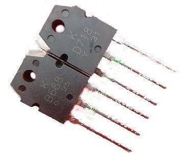 D718 Ktd718 Transistor Npn Amplificador De Alta Potencia
