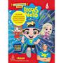 Álbum De Figurinhas Luccas Neto 40 Figurinhas 10 Cards