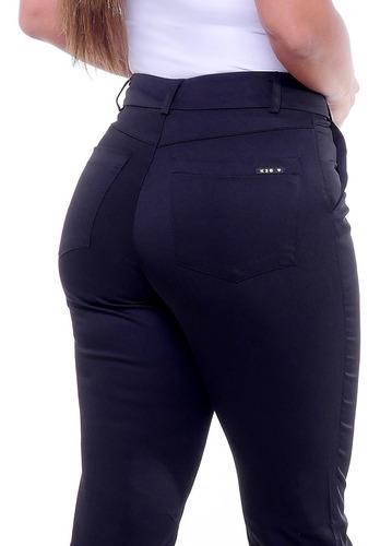 Calça Social Feminina K2b Muito Usada P/uniforme, C/bolsos