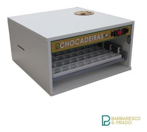Chocadeira Automática Profissional Elétrica Para 63 Ovos
