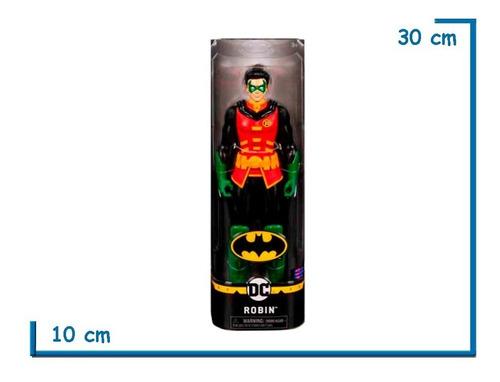 Robin Teen Titan Dc Heroes Batman 30 Cm  Arti Candos