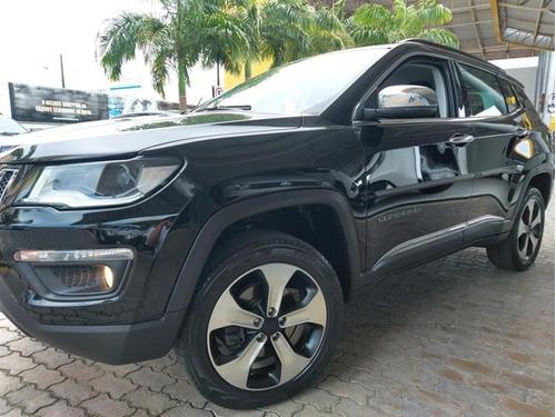 Jeep Compass 2.0 16v Diesel Longitude 4x4 Automático 2018/20