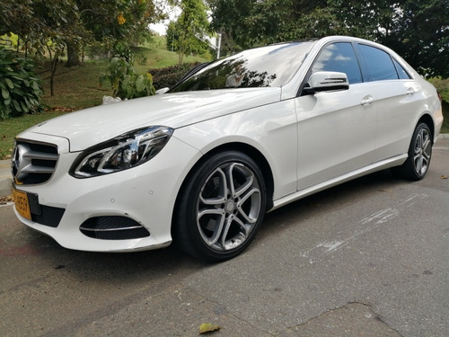 Mercedes-benz Clase E 2016 2.0 Cgi 184 Hp
