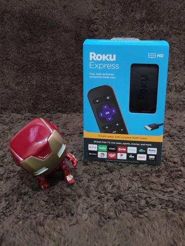 Roku Express Hd Originales Nuevos Sellados.