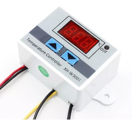 Controlador Temperatura Digital Termostato 110 / 220 Volts