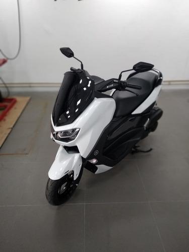 Nmax 160 Abs Yamaha 2021 0km Branco