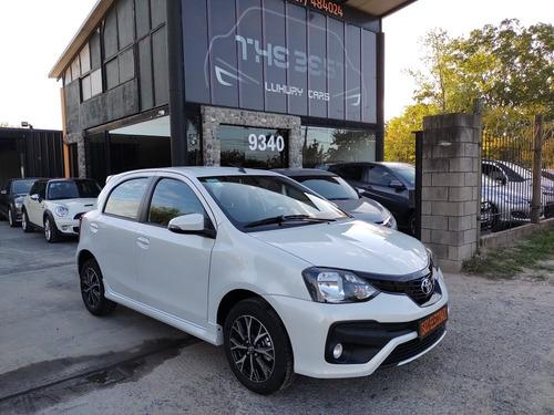 Toyota Etios 1.5 Xls 5p 6mt