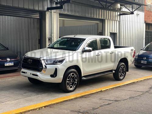 Toyota Hilux 2.8 Cd Srx 177cv 4x4 Mt /// 2021 - 0km