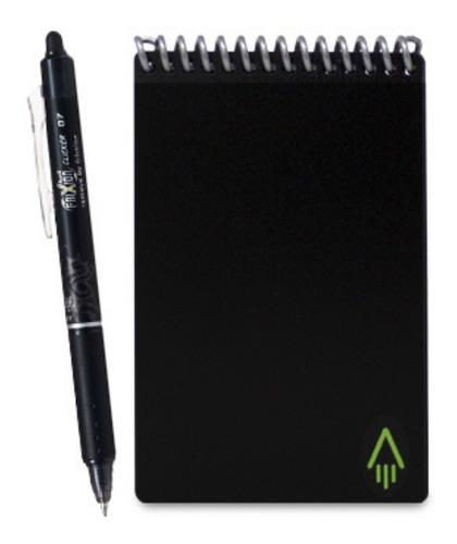 Cuaderno Inteligente Rocketbook Mini - Infinity Black