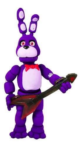 Five Nights At Freddys Figura Bonnie Conejo Articulado Luz