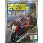 Revista Motor Cyclist Harley Road Glid , triumph Etc Usado