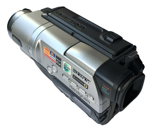 Câmera Filmadora Sony Handycam Hi8 8mm Lê Video8 Trv818 Ntsc