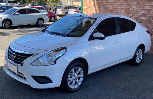 Nissan Versa 2020 1.6 16v Sv Aut. 4p