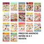 Revista Ponto Cruz & Crochê Banho Editora Central 1 Volume