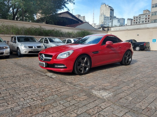 Mercedes Slk 350 V6 Ano 2012