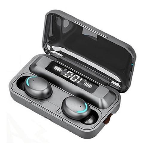 Tws Bluetooth V5.0 Fone De Ouvido Sem Fio Touch Display Led