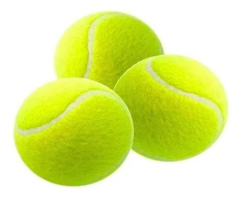 Mordedor Para Cachorro Tipo Bolinha De Tênis Kit Com 3 Und
