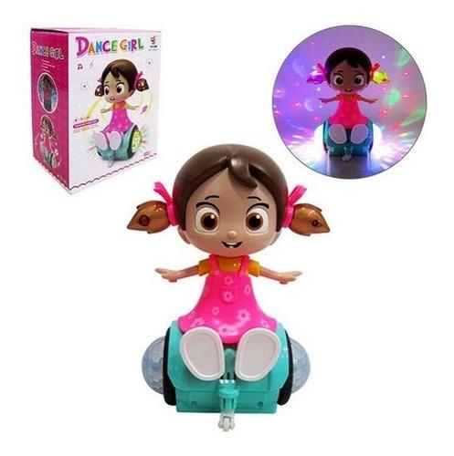 Boneca Músical Canta - Dança E Acende Luz - Dance Girl Top