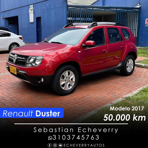 Renault Duster 2.0 Dinamique 4x2 At