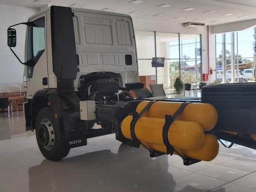 Iveco Tector 160e21#gnc #dee4815####entrega Inmediata