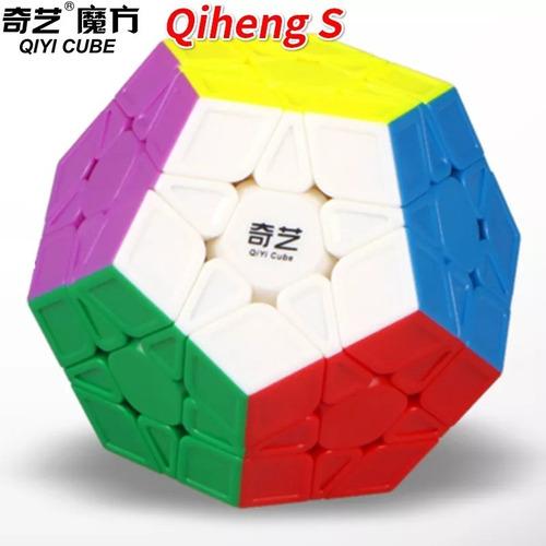 Cubo Magico Megaminx   Qiyi  Qiheng S   Stickerless