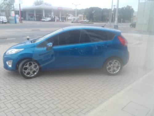 Ford Fiesta 1.6 Titanium Kd