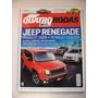 Revista Quatro Rodas Ano 55 Nº 668 Abr 2015 Renegade