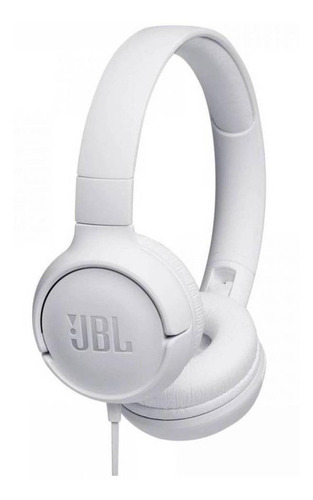 Audífonos Jbl Tune 500 Blanco