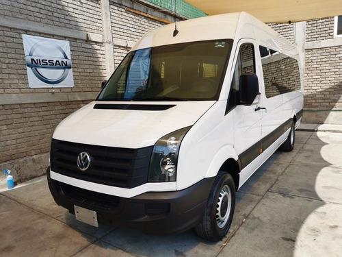 Volkswagen Crafter 2.0 Cargo Van 5.0 Ton Lwb Caja Extendida