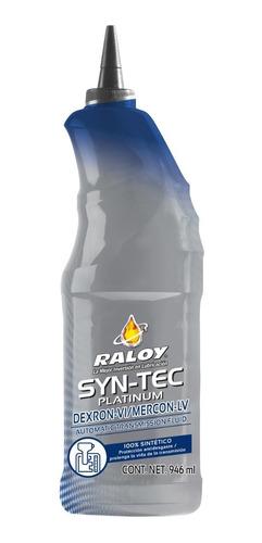 Mercon Lv (aceite Caja Automática) Rdx Vi (946ml) 1/4 Galon