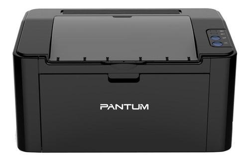 Impresora Pantum Hero P2500w Con Wifi Negra 220v - 240v