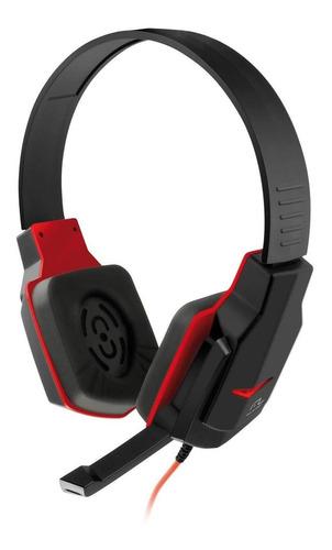 Fone Headset Gamer 50mw Com Microfone P2 Ph073 Multilaser