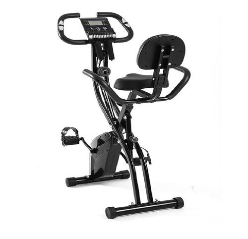 Bicicleta Ergométrica Vertical Dobrável Exercicio Ginastica