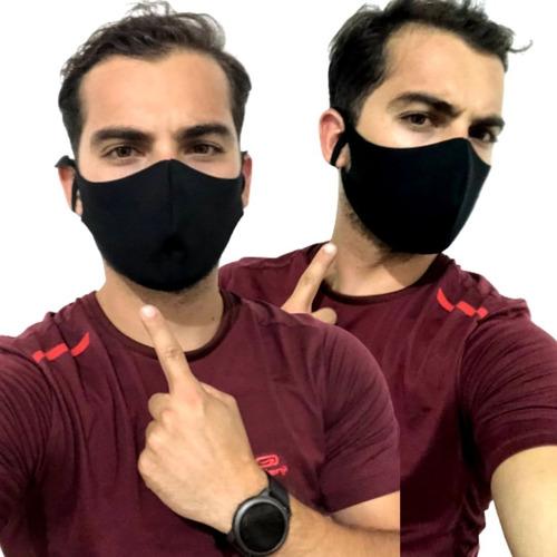 Kit 4 Mascara De Treino Com Regulagem