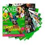 Revista Oficial Xbox 360 E One 5 Volumes Para Escolher