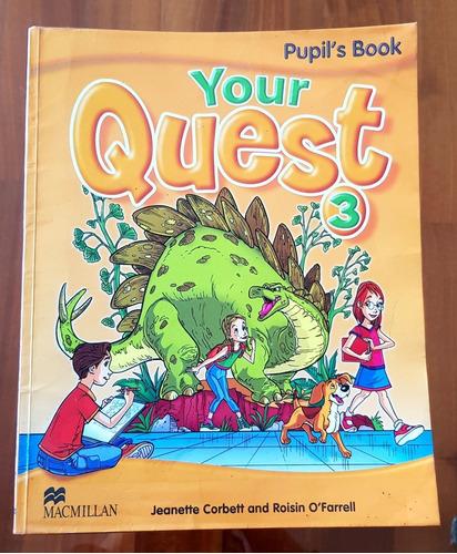 Your Quest 3 - Pupil's Book - Activity Book