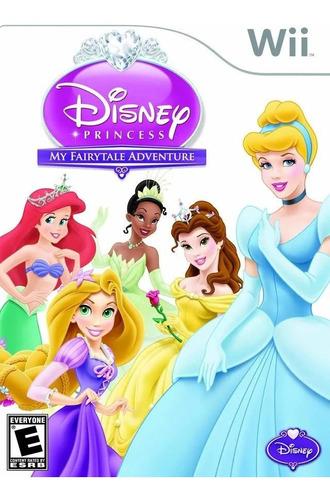 Disney Princess Nintendo Wii Nuevo Gtia Vdgmrs