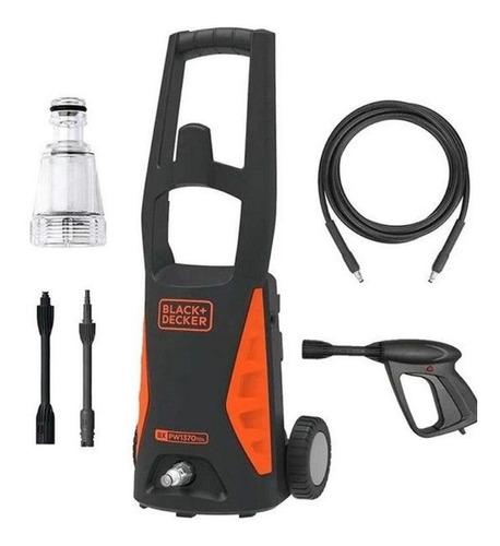 Lavadora Alta Pressão 1300w Com Alça 110v Black Decker Kit