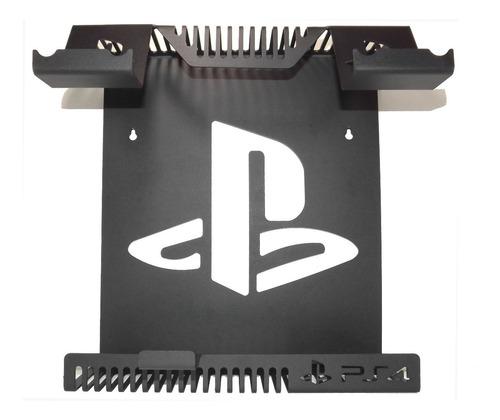 Suporte Parede Pendurar Playstation 4 - Ps4 Modelo Slim