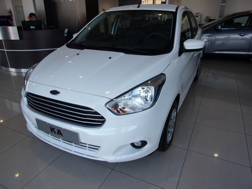 Ford Ka 1.5 Se At 4 P