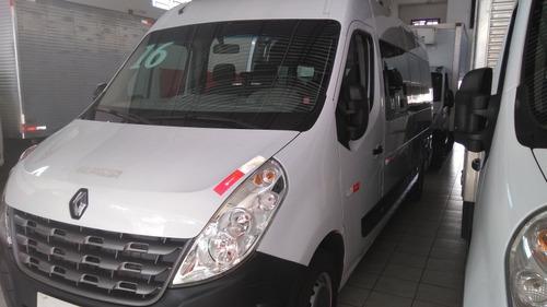 Renault Master 2.3  Executiva 16 L Com Ar Condicionado