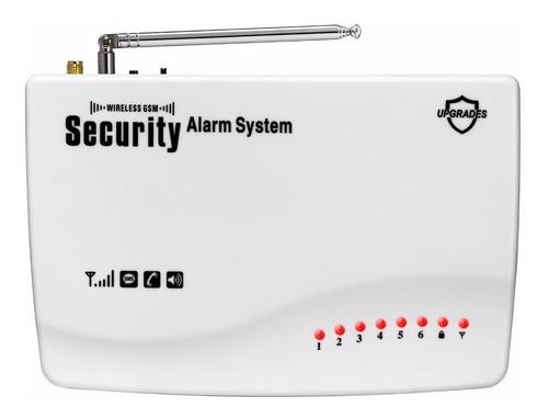 Alarma Inalambrica Gsm Casa, Negocio O Finca Con 2 Sensores