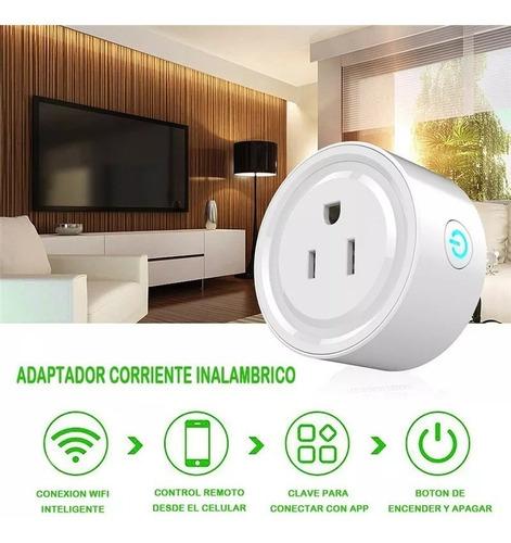 Smart Socket  Wi Fi  Smart Plug Enchufe Inteligente