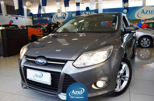 Ford Focus 2.0 Se 16v Flex 4p Powershift 2015/2015