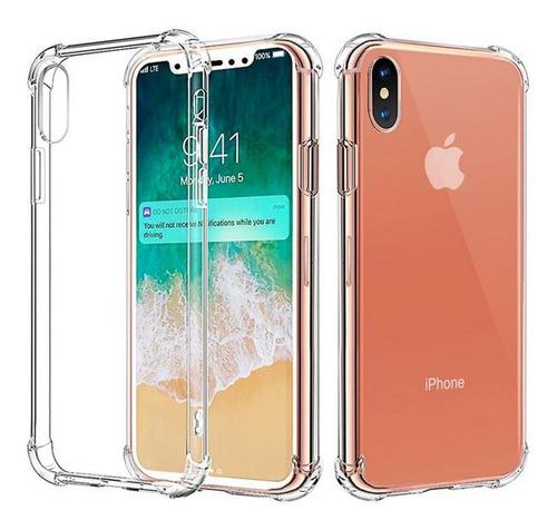 Capa Capinha iPhone Anti Impacto 5 6 7 8plus Xs Xr 10 11 Pro